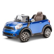 KidTrax 6V Mini Cooper, Blue