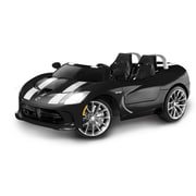 KidTrax 12V Dodge Viper, Black