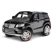 KidTrax 12V Benz ML63, Black