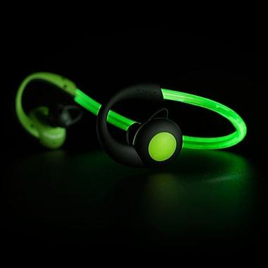Boompods – Écouteurs Sportpod Vision sans fil, vert