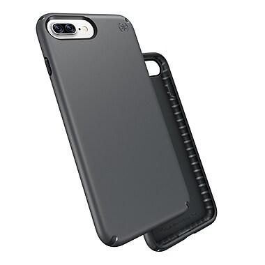 Speck – Étui Presidio pour iPhone 7 Plus, gris graphite/charbon