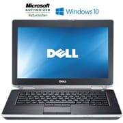 "Dell Latitude E5430 14"" Refurbished Laptop, 2.6 GHz Intel Core i5-3320M, 8 GB DDR3 RAM, 240 GB SSD, Windows 10"