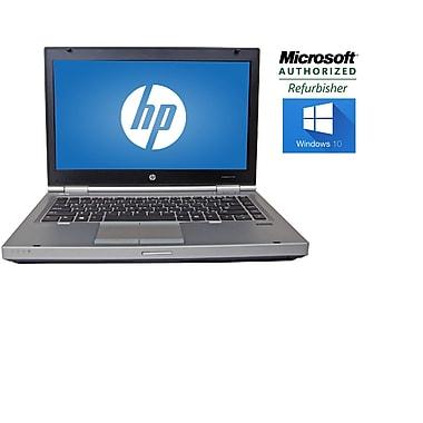 HP - Portatif EliteBook 8470P 14 po remis à neuf, 2,9 GHz Intel Core i7-3520M, DD 500 Go, 8 Go DDR3, Windows 10 Pro