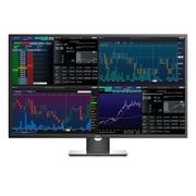 Dell – Moniteur multiclients ultra HD P4317Q de 43 po, 4K