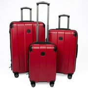 Kenneth Cole Reaction Continuum 3-Piece Nested Luggage Set