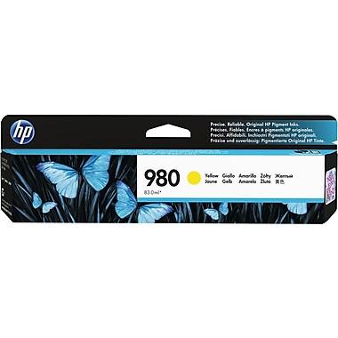 HP 980 Yellow Original Ink Cartridge (D8J09A)
