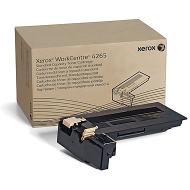 Xerox 106R03104 Toner Cartridge for WorkCentre 4265, 10000 Pages, Black