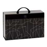 Pendaflex® 19-Pocket Fashion Case File, Legal