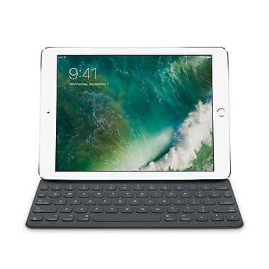Apple – Clavier Smart Keyboard MNKR2C/A pour iPad Pro 9,7 po, français