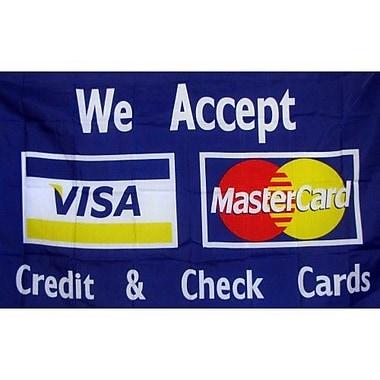 NeoPlex Visa Mastercard Traditional Flag