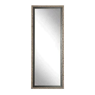 BrandtWorksLLC Noble Floor Mirror; 70'' H x 31'' W