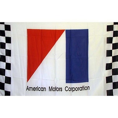 NeoPlex American Motors Corp CHK Traditional Flag