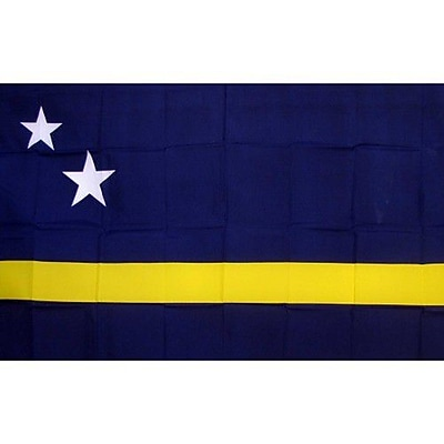 NeoPlex Curacao Country Traditional Flag