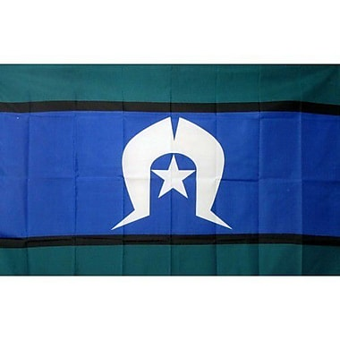 NeoPlex Torres Straight Country Traditional Flag