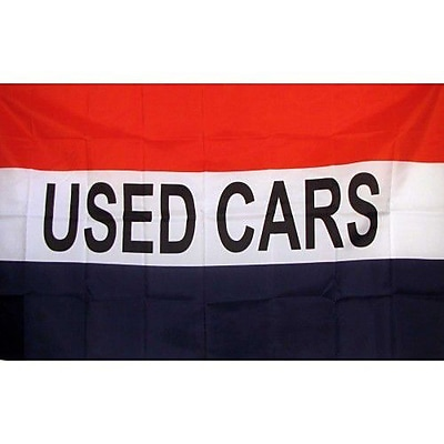 NeoPlex Used Cars Traditional Flag