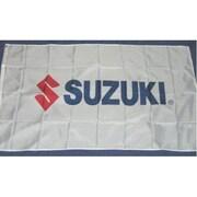 NeoPlex Suzuki Motors Logo Traditional Flag