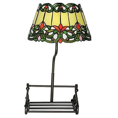 Warehouse of Tiffany Solaine 12'' Table Lamp