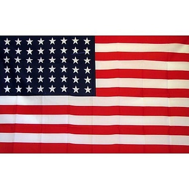 NeoPlex 48 Stars USA Traditional Flag