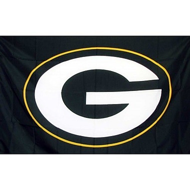 NeoPlex Green Bay Packers Traditional Flag