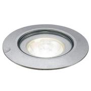 Bruck Ledra LED Recessed Trim; Matte Chrome