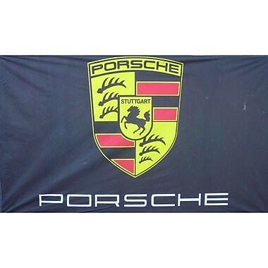 NeoPlex Porsche Traditional Flag