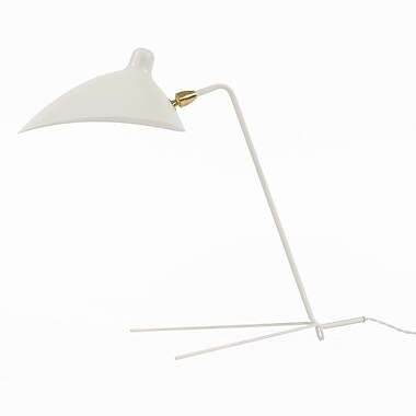 Galla Home Astrom 19.5'' Table Lamp; White