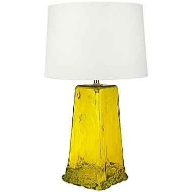 MagMileLamps Chartreuse 28'' Table Lamp