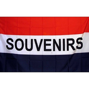 NeoPlex Souvenirs Traditional Flag