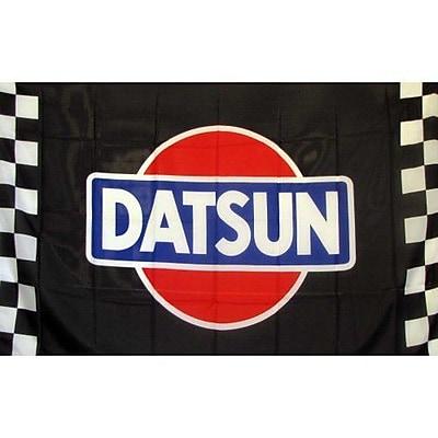 NeoPlex Datsun Racing Traditional Flag