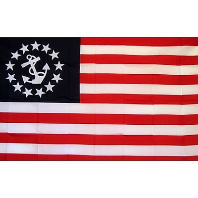 NeoPlex Yacht Ensign Traditional Flag