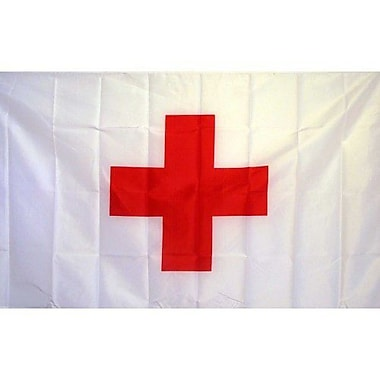 NeoPlex International Cross Traditional Flag