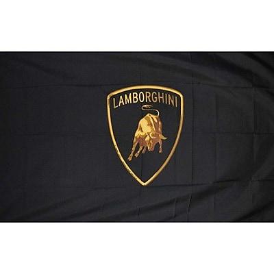 NeoPlex Lamborghini Traditional Flag