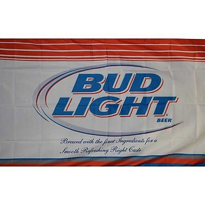 NeoPlex Bud Light Traditional Flag