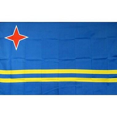 NeoPlex Aruba Country Traditional Flag