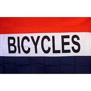 NeoPlex Bicycles Traditional Flag
