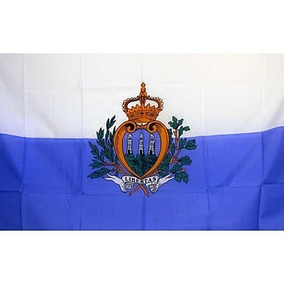 NeoPlex San Marino Country Traditional Flag