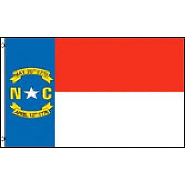 NeoPlex North Carolina State Traditional Flag