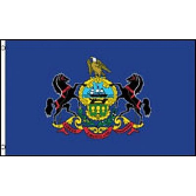 NeoPlex Pennsylvania State Traditional Flag