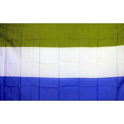 NeoPlex Sierra Lone Country Traditional Flag