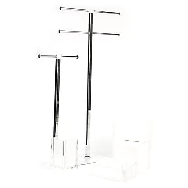 Gedy by Nameeks Rainbow 5-Piece Bathroom Accessory Set; White