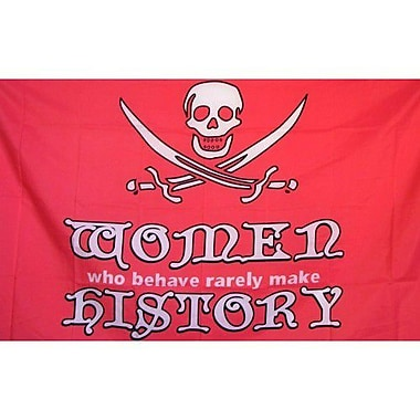NeoPlex Pirate Women Traditional Flag