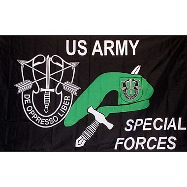 NeoPlex Army Special Forces Traditional Flag
