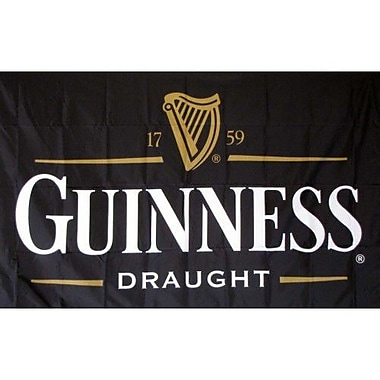 NeoPlex Guinness Traditional Flag