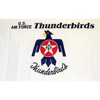 NeoPlex Air Force Thunder Bird Traditional Flag