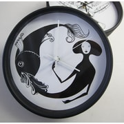 BLIK Inc 10'' Navigating by the Stars Wall Clock