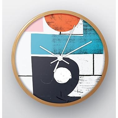 BLIK Inc 10'' Wall Clock