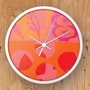 BLIK Inc 10'' Leaf Wall Clock