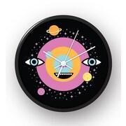 BLIK Inc 10'' Night Milky Way Wall Clock