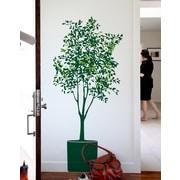 BLIK Inc 2 Piece Olive Tree Wall Decal Set