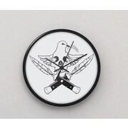 BLIK Inc 10'' Peacekeeper Clock